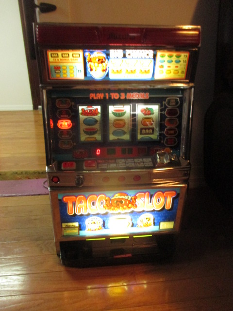 Taco Slot Machine