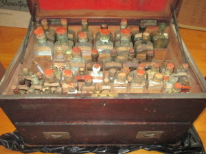 SS. Rita Spanish American War medicine chest sold for $920 at our last auction